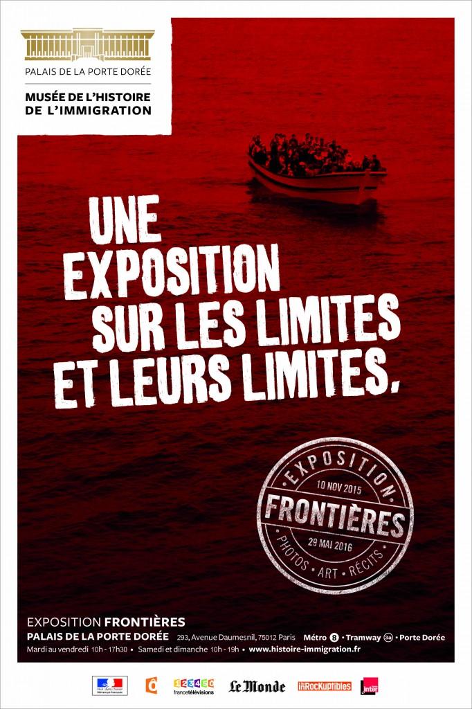 « Les frontières » au Musée de l'Immigration : par, pour, et contre l'homme