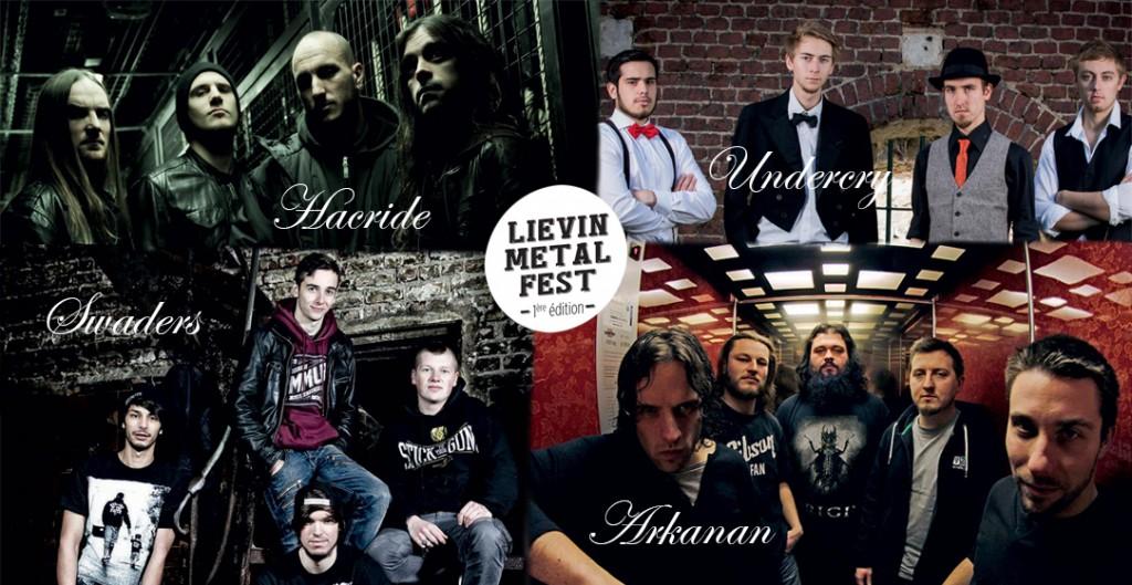 Arkanan @ Lievin Metal Fest