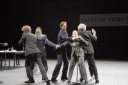 """2015 juin Theatre des Amandiers""""Ça Ira /1 Fin de Louis"""" un spectacle écrit et mis en scène par Joël Pommerat"""