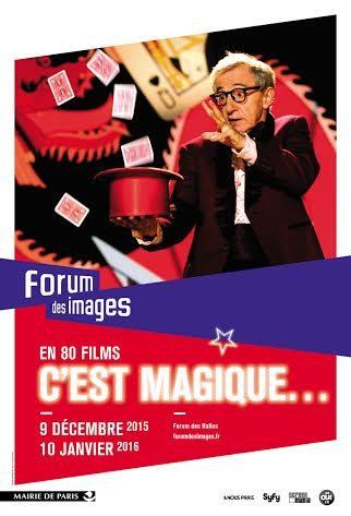 [Interview] Le cycle « C'est magique.. » au Forum des images