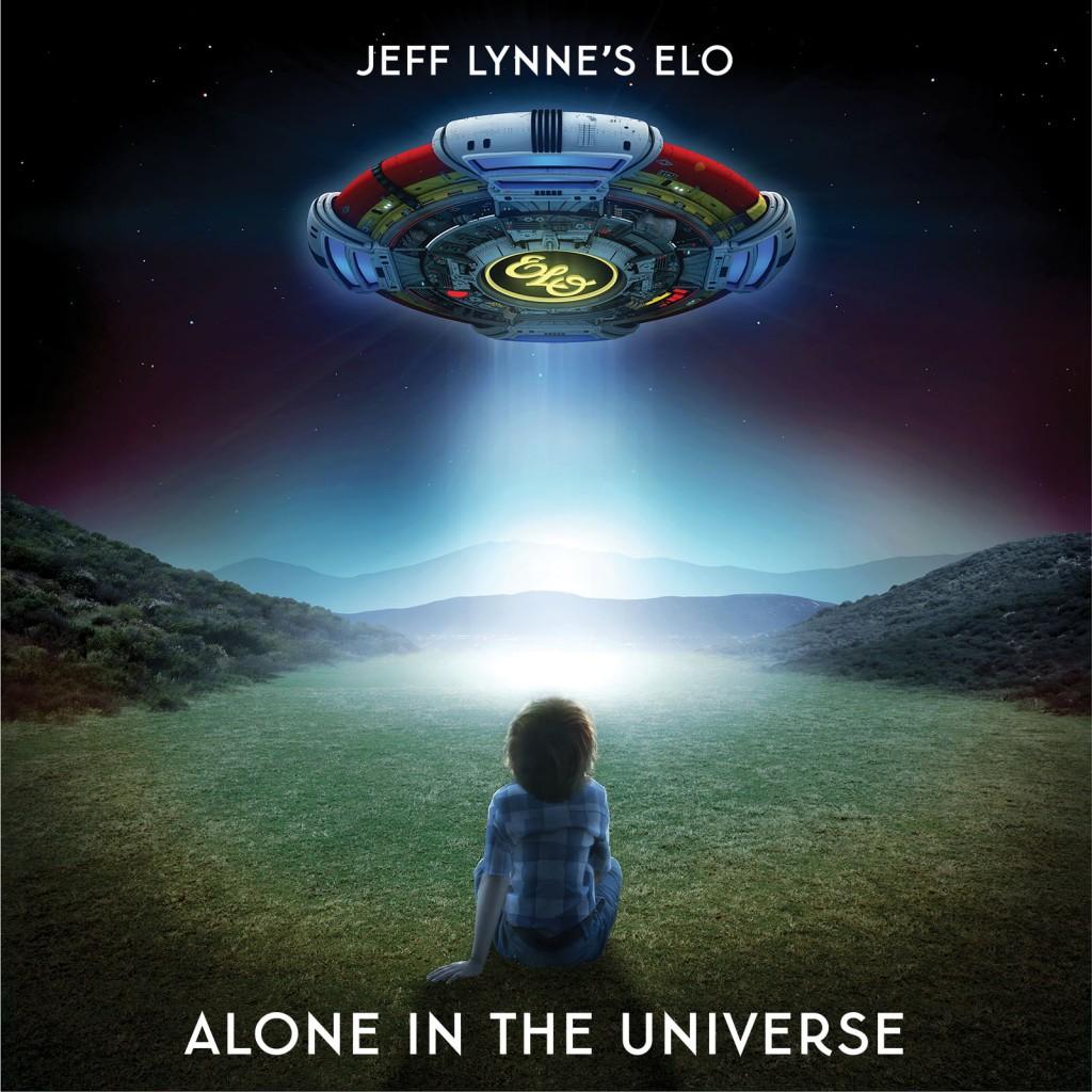 Jeff Lynne's ELO «Alone In The Universe»