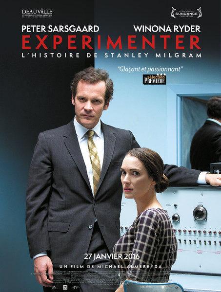 Gagnez vos places pour le film « Experimenter » de Michael Almereyda