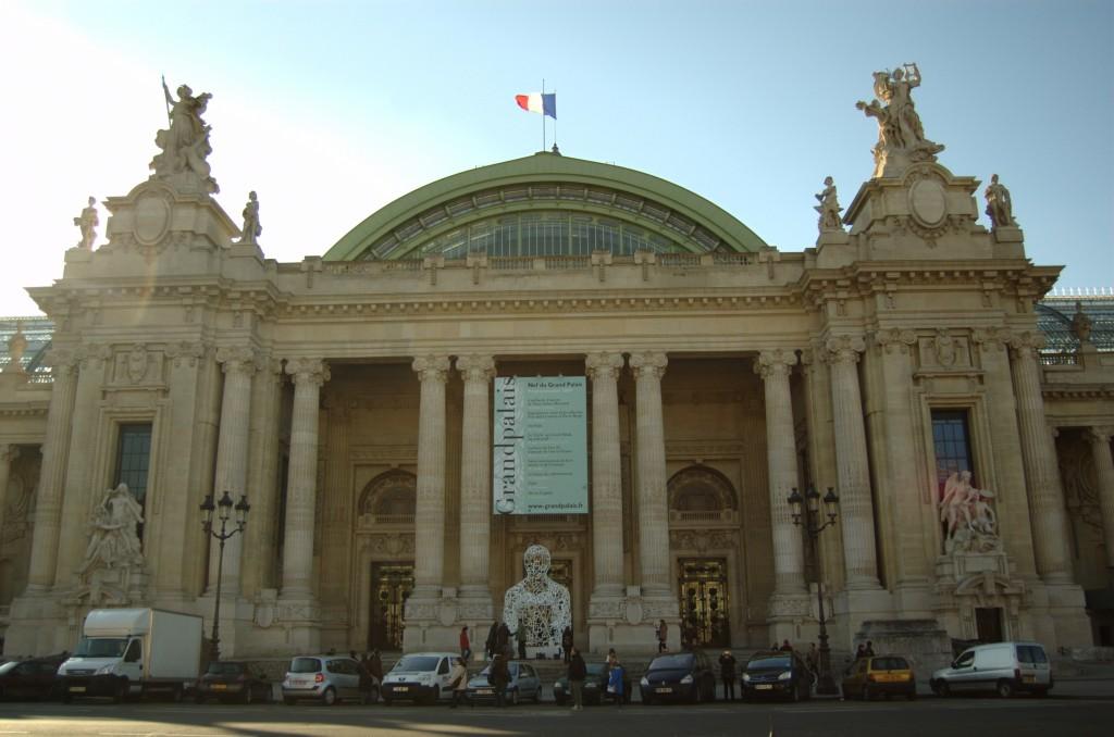 Le Grand Palais va fermer ses portes pendant deux ans