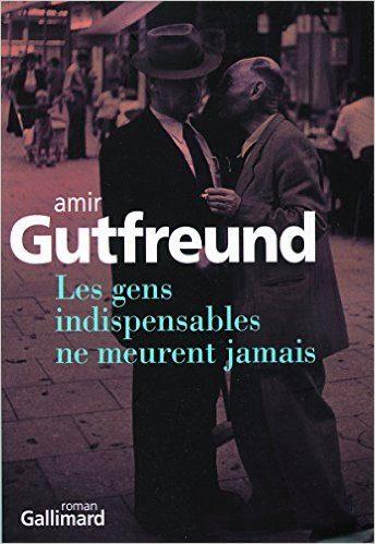 Décès de l'écrivain israélien Amir Gutfreund