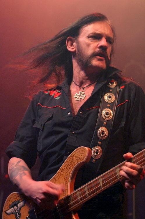 Décès de Lemmy Kilmister : le rock perd une légende