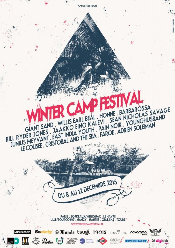 Gagnez vos places pour le Winter Camp Festival