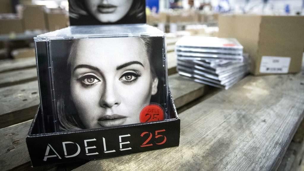 Adele accusée de plagiat