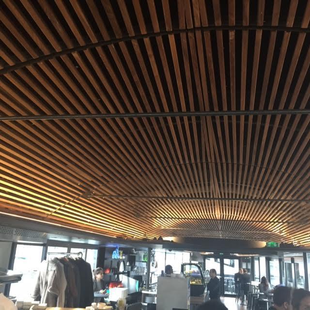 Le bistrot alexandre iii une p niche gastronomique flambant neuve presque sous le pont - Le bistrot d yves ...