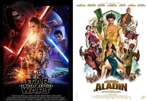 Bilan box-office France 2015 : tops, flops, chiffres et analyse d'une année Star Wars et Kev Adams