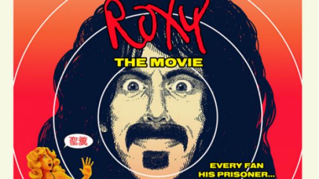 Franck Zappa « Roxy The Movie » (Eagle vision)