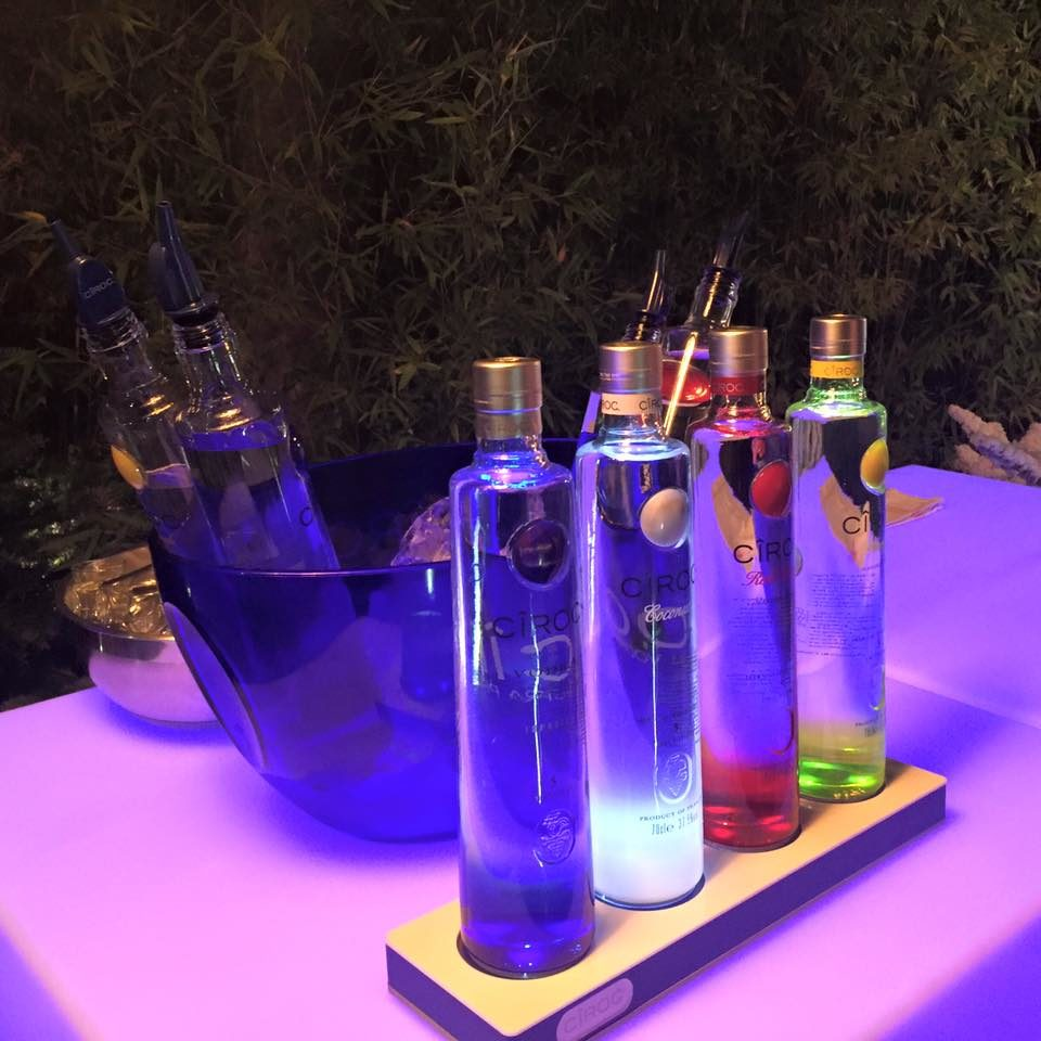 [Live-Report] « Unik » : La vodka Cîroc investit un hôtel particulier du 16e pour 4 soirs de fête élégante