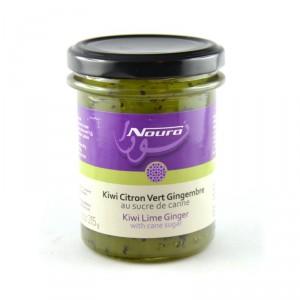 confiture-kiwi-citron-vert-gingembre