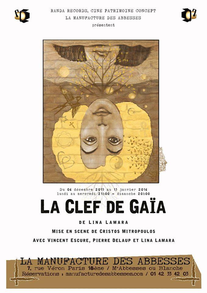 La Clef de Gaïa, parenthèse drôle et envoûtante