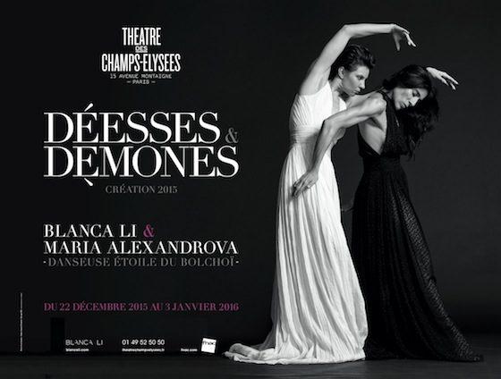 Le retour de Blanca Li : «Déesses et Demones»