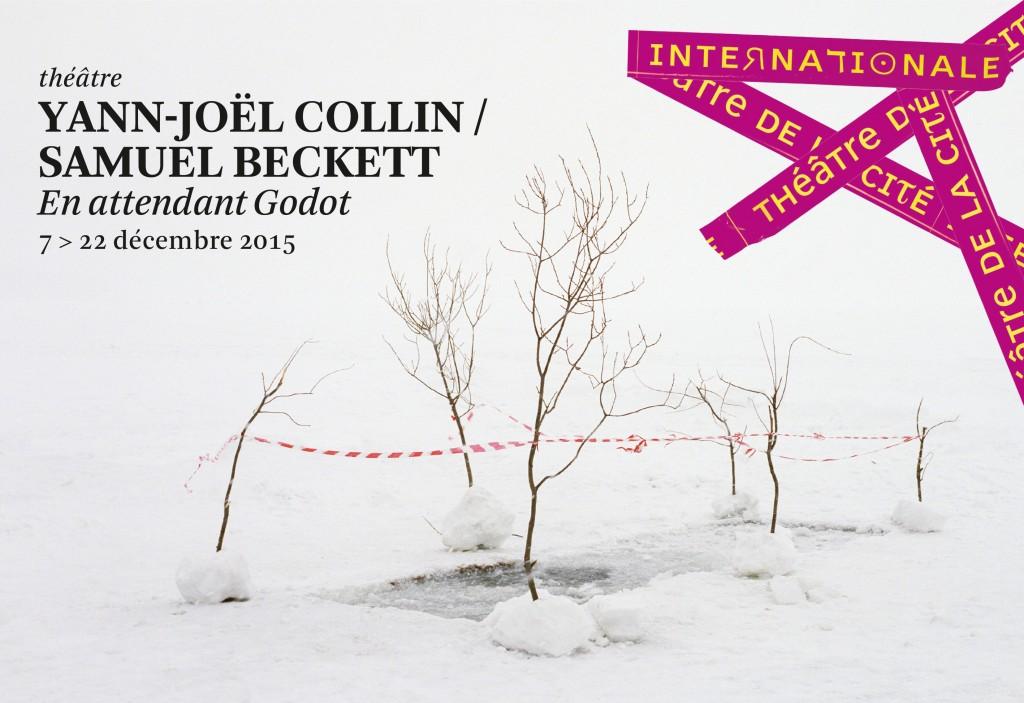 [Interview] Yann-Joël Collin: «J'espère que le temps partagé sur Godot avec le public soit un temps extrêmement vivant entre le public et nous».