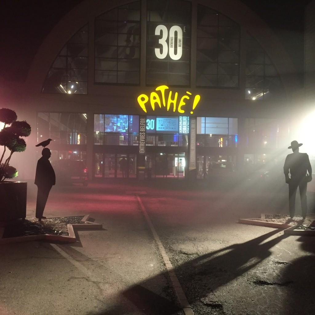 [Entrevues, jour 6] Arrivée passionnante au 30e Festival du Film de Belfort