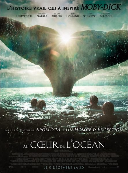 [Critique] « Au coeur de l'océan » : fade relecture de Moby Dick avec Chris Hemsworth