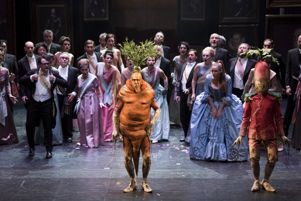 Un Roi Carotte bien mijoté dans un opéra (bonne) bouffe à Lyon!