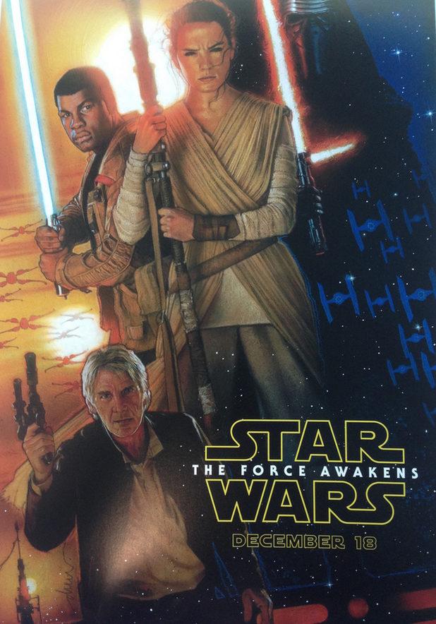 Box-office France : Star Wars 7 le réveil de la force dépasse 3,8 millions d'entrées en 1ère semaine