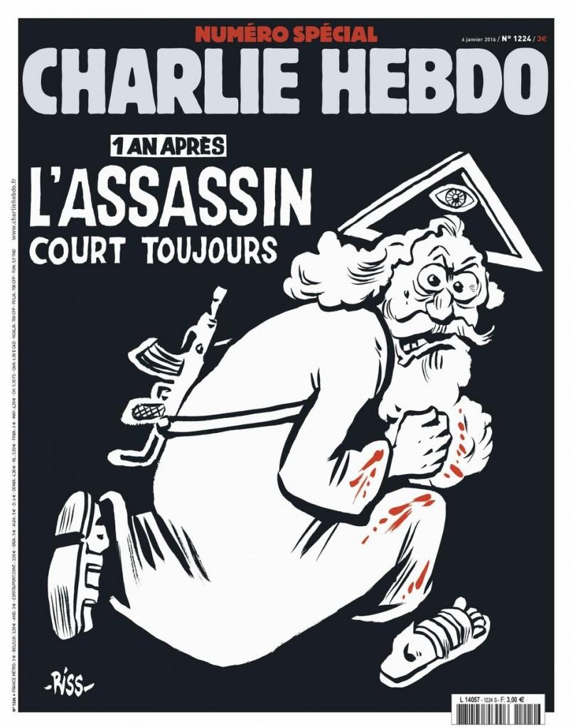 Un an après les attentats de Charlie Hebdo : la place cruciale de la caricature et du dessin d'actualité
