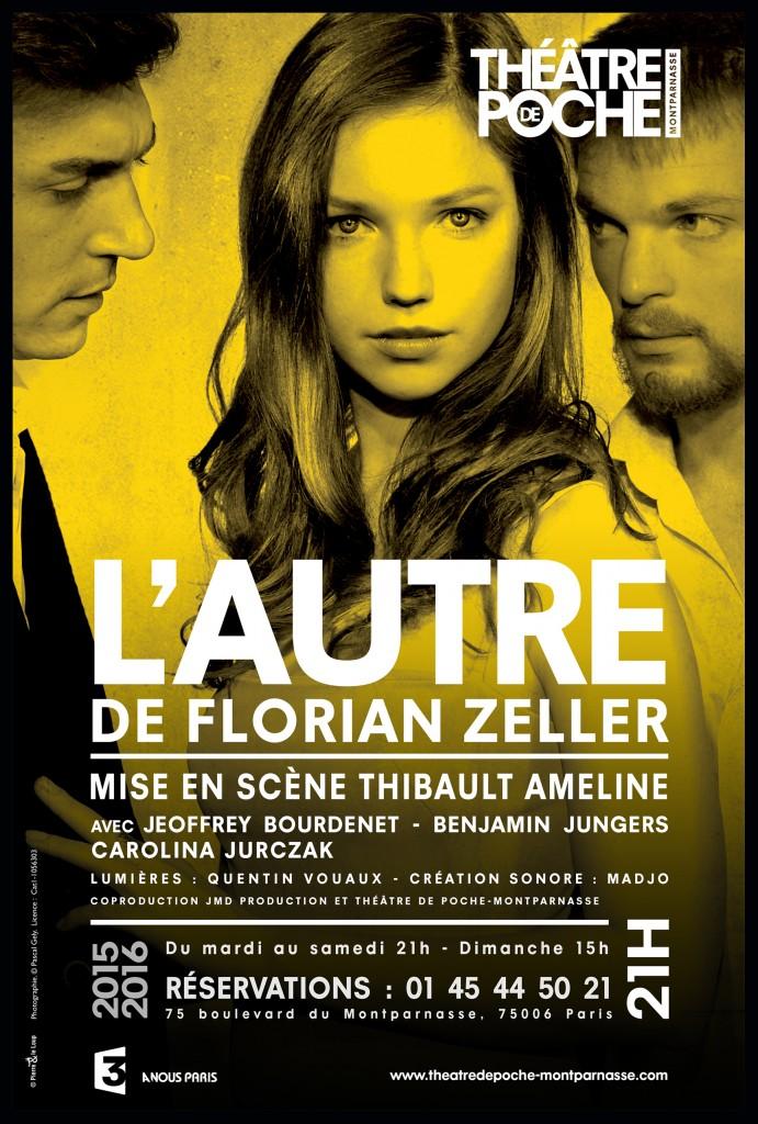 L'Autre de Florian Zeller, mise en scène Thibault Ameline