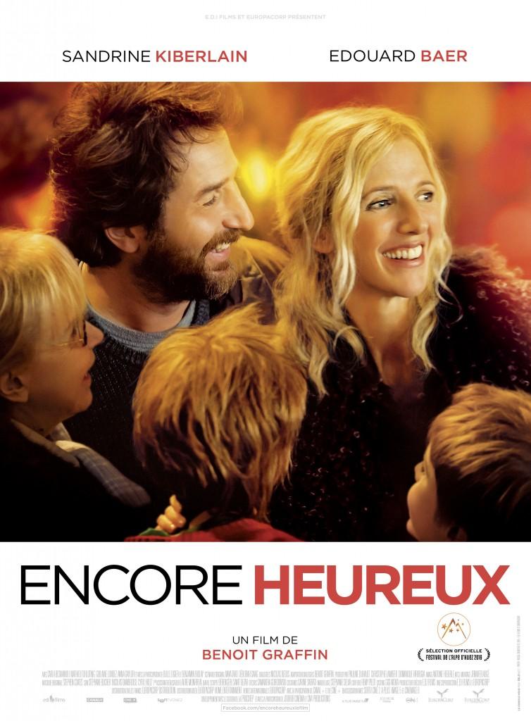 Gagnez 10 places pour le film « Encore Heureux » de Benoit Graffin