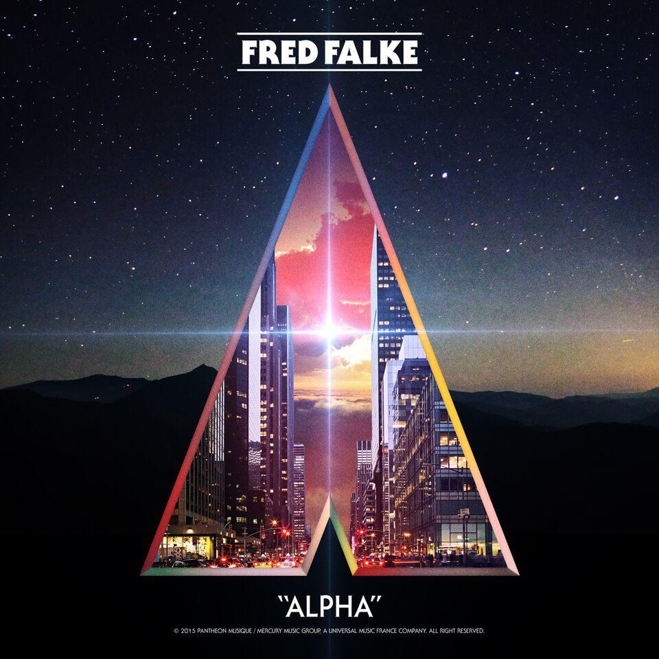 Gagnez 3 vinyles d'« Alpha », le dernier EP de Fred Falke