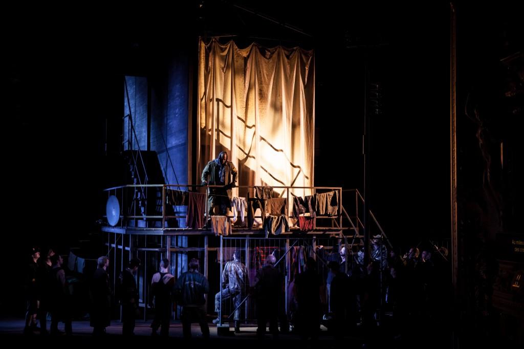 «Le Trouvère» à l'Opéra de Lille : ça déménage !