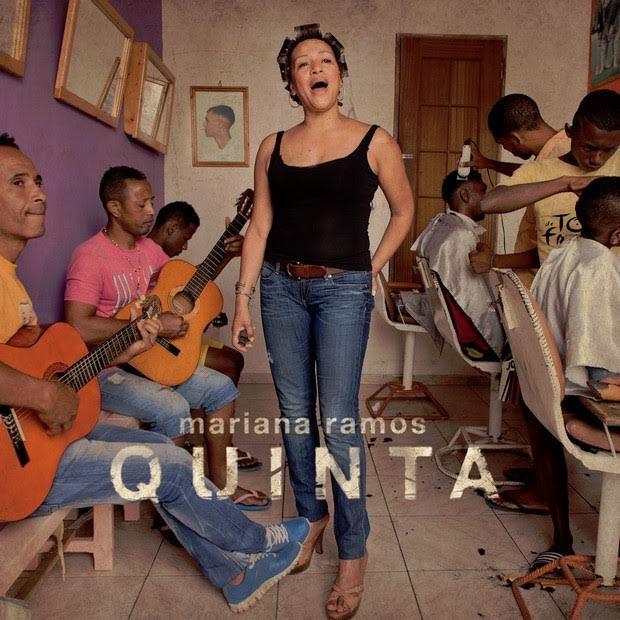 Gagnez 2 albums dédicacés de « Quinta », le dernier album de Mariana Ramos