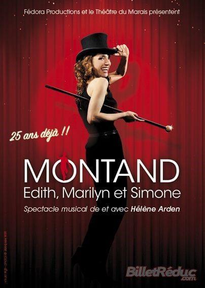 Les 25 ans de la mort de Montand au Trévise.