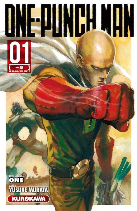 « One Punch Man Tome 1 » : le coup de poing de l'année
