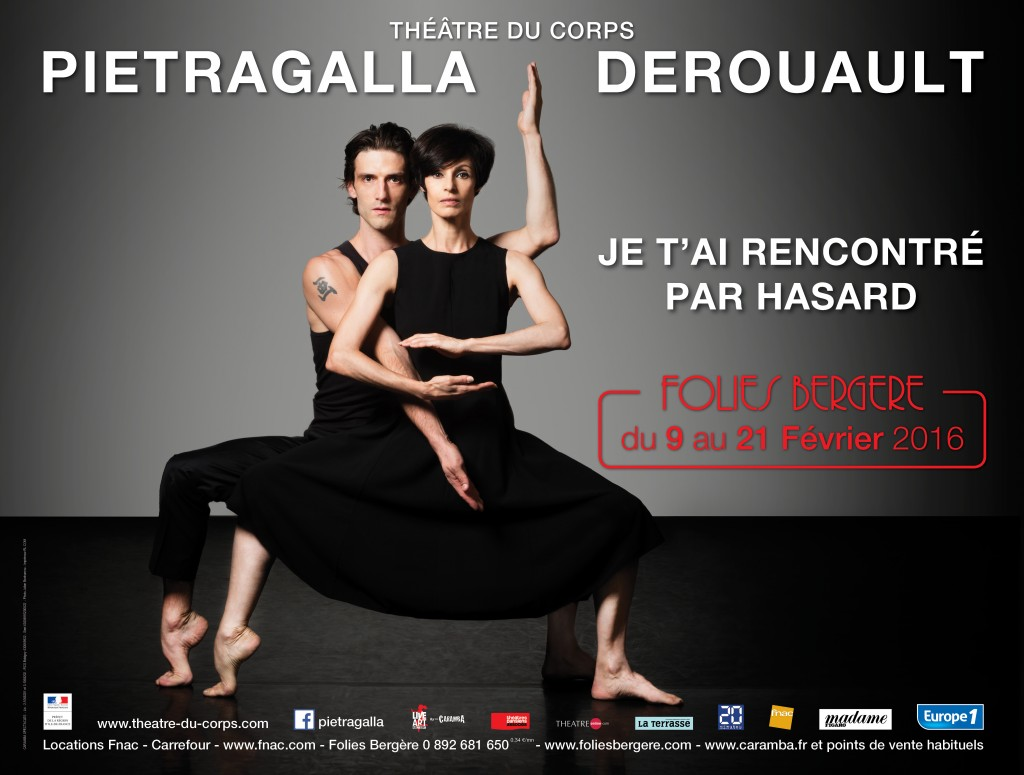Gagnez vos places pour « Je t'ai rencontré par hasard » aux Folies Bergère le 10 février