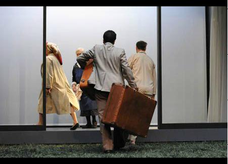 Un « Retour au désert » plutôt aride signé Arnaud Meunier au Théâtre de la Ville