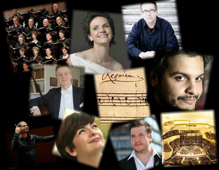 Le Requiem de Mozart à la Philharmonie de Paris