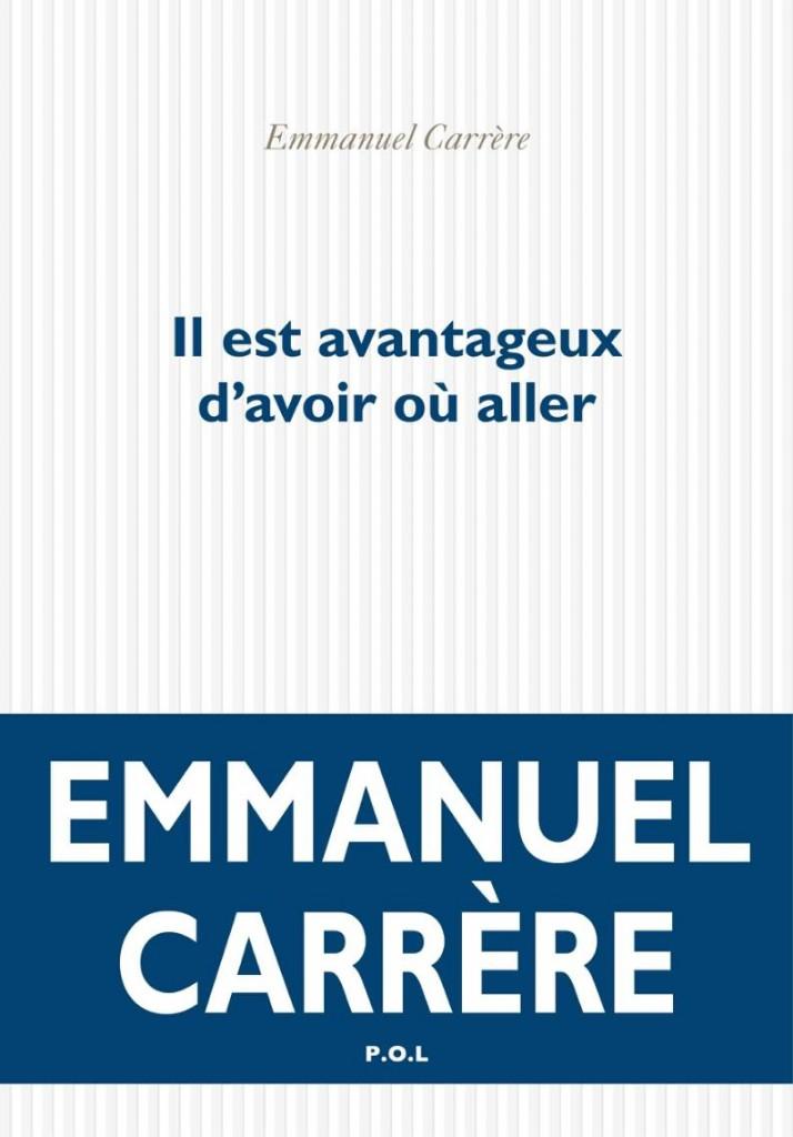 Emmanuel Carrère, l'explorateur du réel