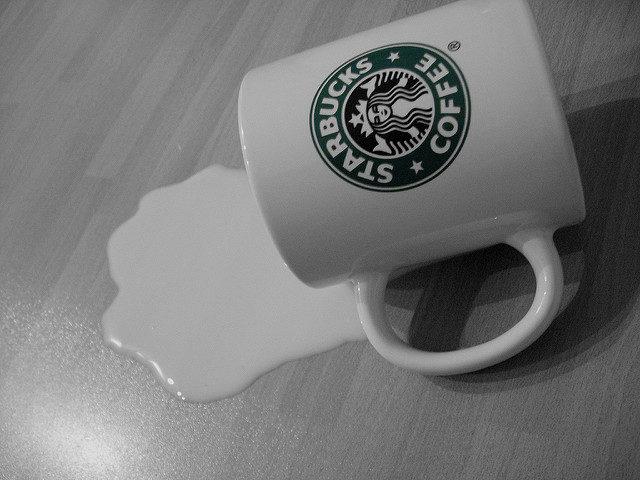 Starbucks ou l'art du caméléon