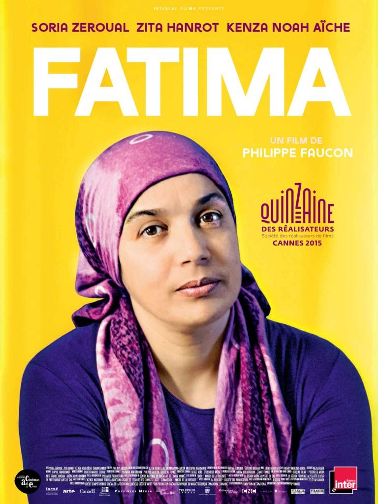 CÉSAR 2016 : Fatima de Philippe Faucon sacré Meilleur film