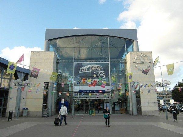 La gare de Nantes redessinée par Rudy Ricciotti