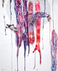 Emilie Chaix, A trop parler du loup