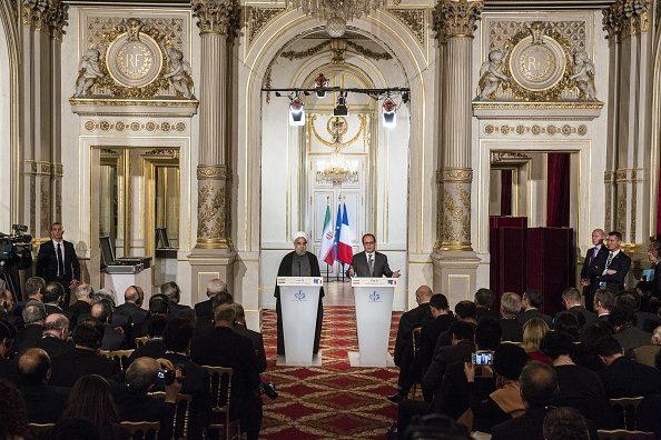 Accord historique entre le Musée du Louvre et l'Iran