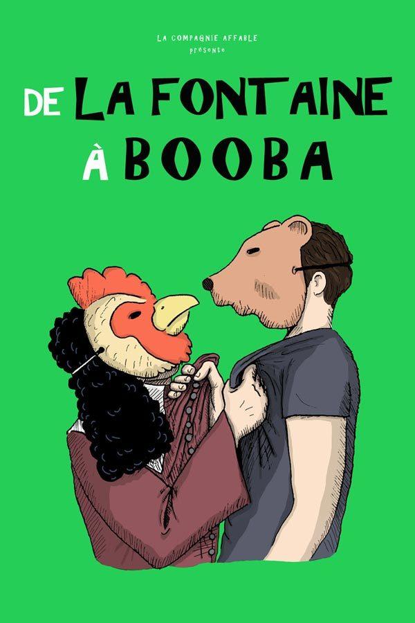 « De La Fontaine à Booba », ou le mélange des genres