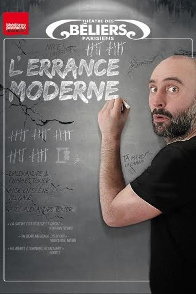 «L'errance moderne», une comédie sociale féroce et très humaine au Théâtre de la Contrescarpe