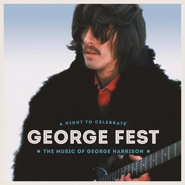 Gagnez 2 DVD + 2 Bluray de « George Fest », le concert hommage à George Harrison