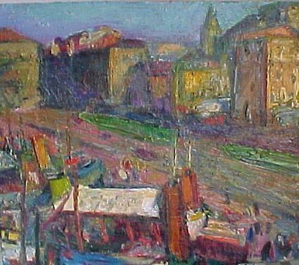 Louis Toncini, peintre de la couleur