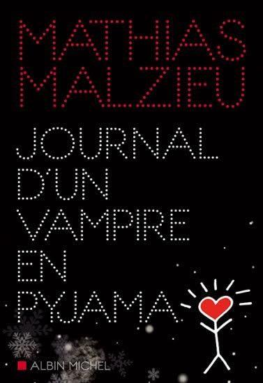 « Journal d'un vampire en pyjama » de Mathias Malzieu : de la poésie pour rester en vie