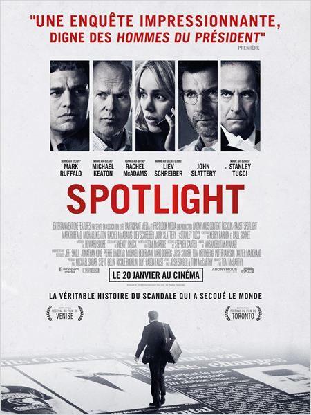 Oscars 2016 : Spotlight sacré Meilleur film