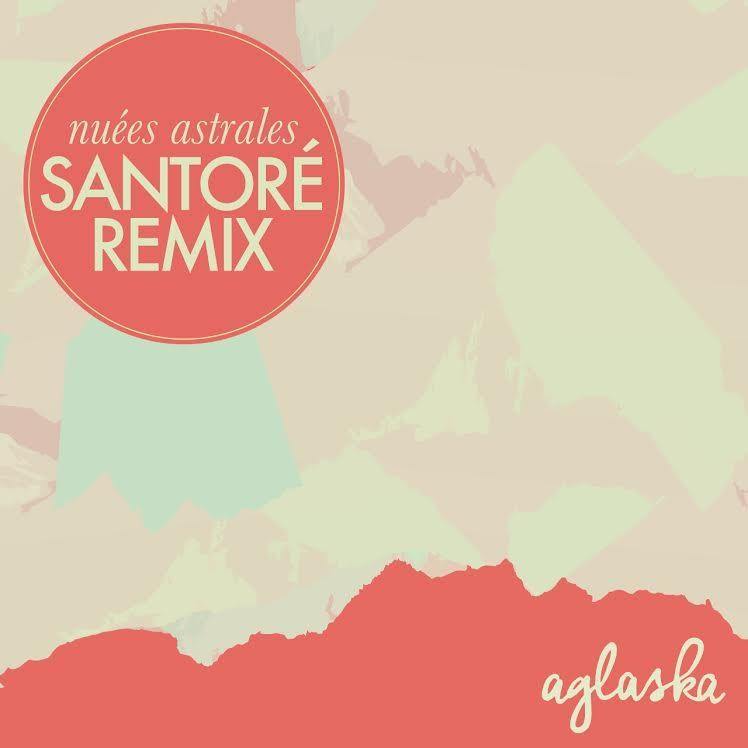 [Exclu] Le remix de « Nuées Astrales » d'aglaska par Santoré