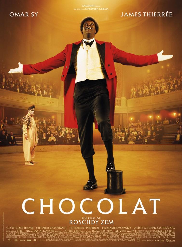 [Critique] « Chocolat » Omar Sy et Roschdy Zem réhabilitent le clown noir Padilla