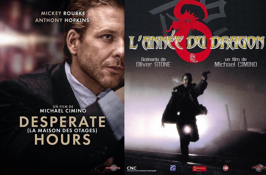 Michael Cimino + Mickey Rourke : 2 films actifs bien restaurés chez Carlotta