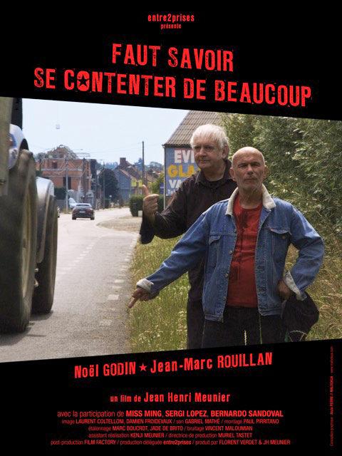 [Critique] « Faut savoir se contenter de beaucoup » : fable anarchiste et farfelue avec Noël Godin et Jean-Marc Rouillan